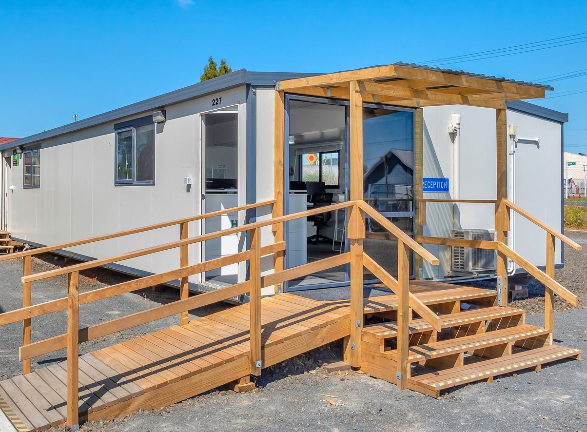 Our Work at NZ Portable Buildings